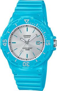 Японские женские часы в коллекции Collection Женские часы Casio LRW-200H-2E3VEF