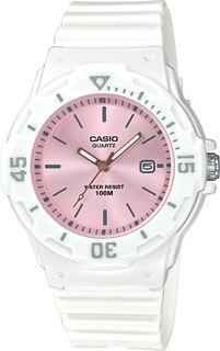 Японские женские часы в коллекции Collection Женские часы Casio LRW-200H-4E3VEF