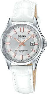 Японские женские часы в коллекции Collection Женские часы Casio LTS-100L-9AVEF