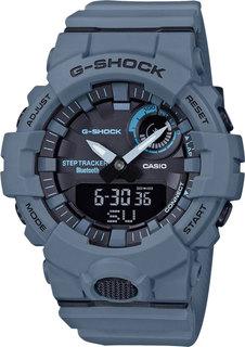 Японские мужские часы в коллекции G-SHOCK Мужские часы Casio GBA-800UC-2AER