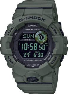 Японские мужские часы в коллекции G-SHOCK Мужские часы Casio GBD-800UC-3ER