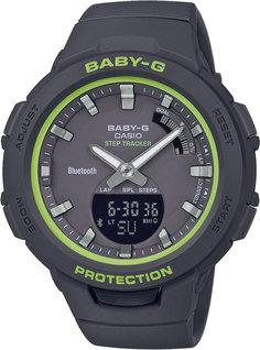 Японские женские часы в коллекции Baby-G Женские часы Casio BSA-B100SC-1AER