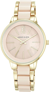 Женские часы в коллекции Plastic, Silicone Valley Женские часы Anne Klein 1412BMGB