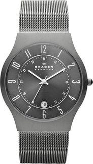 Мужские часы в коллекции Grenen Мужские часы Skagen 233XLTTM