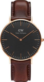 Женские часы в коллекции Classic Black Женские часы Daniel Wellington DW00100137