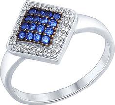 Серебряные кольца Кольца SOKOLOV 94012187_s