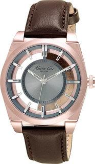 Мужские часы в коллекции Transparent Мужские часы Kenneth Cole 10027842