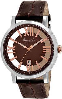 Мужские часы в коллекции Transparent Мужские часы Kenneth Cole IKC8010