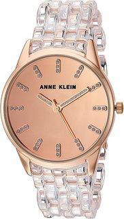 Женские часы в коллекции Crystal Женские часы Anne Klein 2616CLRG