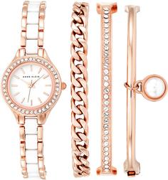 Женские часы в коллекции Ring Женские часы Anne Klein 1954RGST