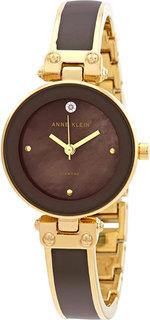 Женские часы в коллекции Diamond Женские часы Anne Klein 1980BNGB