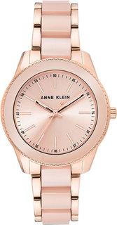 Женские часы в коллекции Plastic Женские часы Anne Klein 3214LPRG