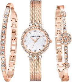 Женские часы в коллекции Ring Box Set Женские часы Anne Klein 3202RGST