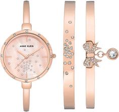 Женские часы в коллекции Ring Box Set Женские часы Anne Klein 3274RGST