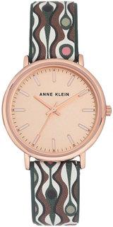 Женские часы в коллекции Daily Женские часы Anne Klein 3332RGMT