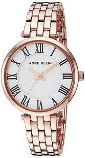 Женские часы в коллекции Daily Женские часы Anne Klein 3322WTRG
