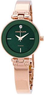 Женские часы в коллекции Diamond Женские часы Anne Klein 3236GNRG