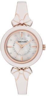 Женские часы в коллекции Ring Женские часы Anne Klein 3338GYRG