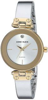 Женские часы в коллекции Diamond Женские часы Anne Klein 3237SVTT