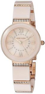Женские часы в коллекции Ceramics Женские часы Anne Klein 3340LPRG