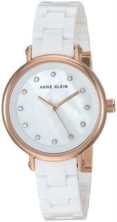 Женские часы в коллекции Ceramics Женские часы Anne Klein 3312WTRG