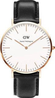 Мужские часы в коллекции Classic Мужские часы Daniel Wellington 0107DW