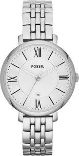 Женские часы в коллекции Jacqueline Женские часы Fossil ES3433