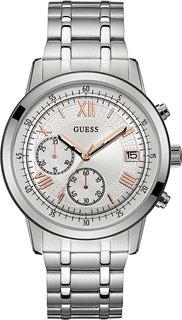 Мужские часы в коллекции Dress Steel Мужские часы Guess W1001G1