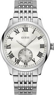 Мужские часы в коллекции Dress Steel Мужские часы Guess W1078G1