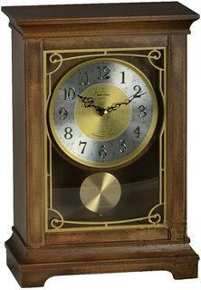 Настольные часы с маятником Настольные часы Rhythm CRJ739NR06