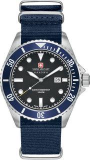 Швейцарские мужские часы в коллекции Navy Мужские часы Swiss Military Hanowa 06-4279.04.007.03