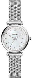 Женские часы в коллекции Carlie Женские часы Fossil ES4432