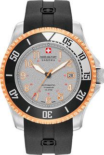 Швейцарские мужские часы в коллекции Automatic Мужские часы Swiss Military Hanowa 05-4284.15.009