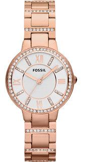 Женские часы в коллекции Virginia Женские часы Fossil ES3284