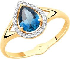 Золотые кольца Кольца SOKOLOV 715522_s