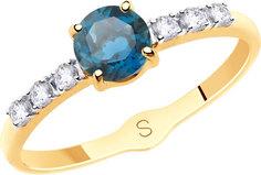 Золотые кольца Кольца SOKOLOV 715547_s