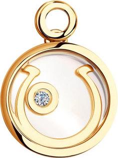 Золотые кулоны, подвески, медальоны Кулоны, подвески, медальоны SOKOLOV 1030452_s