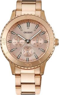 Японские женские часы в коллекции Elegant/Classic Женские часы Orient UX02002Z