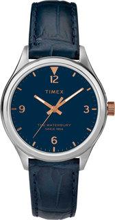 Женские часы в коллекции Waterbury Женские часы Timex TW2R69700VN