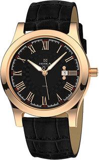 Золотые мужские часы в коллекции Gentleman Мужские часы Ника 1060.0.1.51 Nika