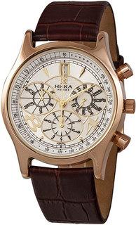 Золотые мужские часы в коллекции Celebrity Мужские часы Ника 1024.0.1.22 Nika