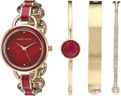 Женские часы в коллекции Gift Set Женские часы Anne Klein 2750BYST