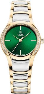 Швейцарские женские часы в коллекции Trend Женские часы Cover Co203.04