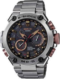 Японские мужские часы в коллекции G-SHOCK Мужские часы Casio MRG-G1000DC-1A