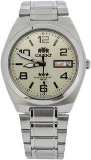 Японские мужские часы в коллекции 3 Stars Crystal 21 Jewels Мужские часы Orient AB08003C