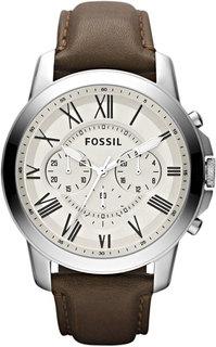 Мужские часы в коллекции Grant Мужские часы Fossil FS4735