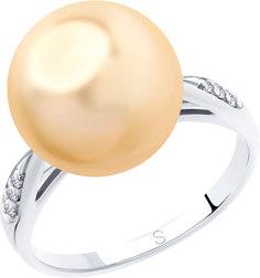 Серебряные кольца Кольца SOKOLOV 94012889_s