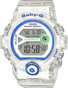 Японские женские часы в коллекции Baby-G Женские часы Casio BG-6903-7D