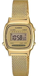 Японские женские часы в коллекции Collection Женские часы Casio LA-670WEMY-9E