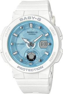 Японские женские часы в коллекции Baby-G Женские часы Casio BGA-250-7A1